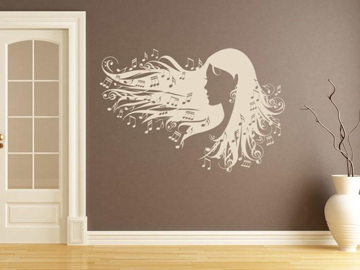 Excellent Wandtattoo Selber Wand Malen Machen Gestalten With Wandtattoos Online