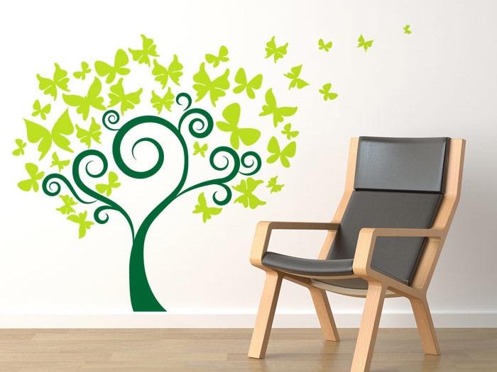 wandtattoos mit stil wandtattoo spr che selber machen wandtattoo selber gestalten. Black Bedroom Furniture Sets. Home Design Ideas