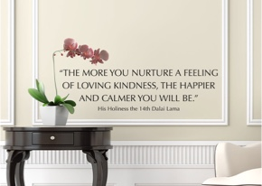 The more you nurture a feeling
