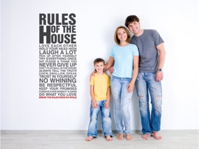 Rules of the House 2